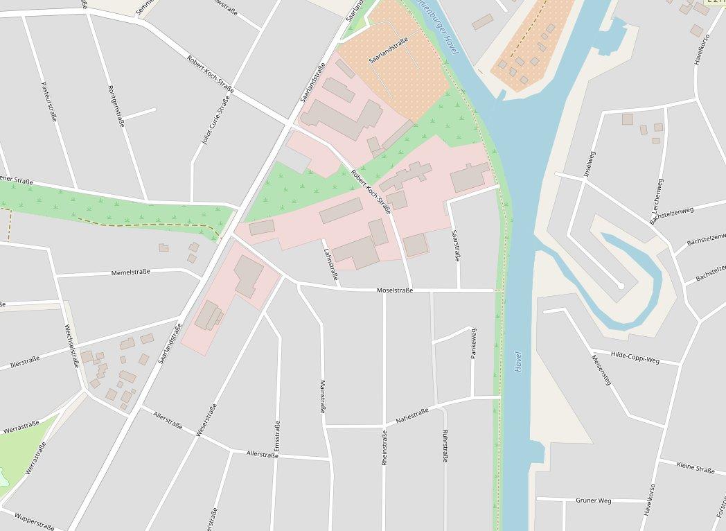 MAWI-Haustechnik-Kontakt-Karte